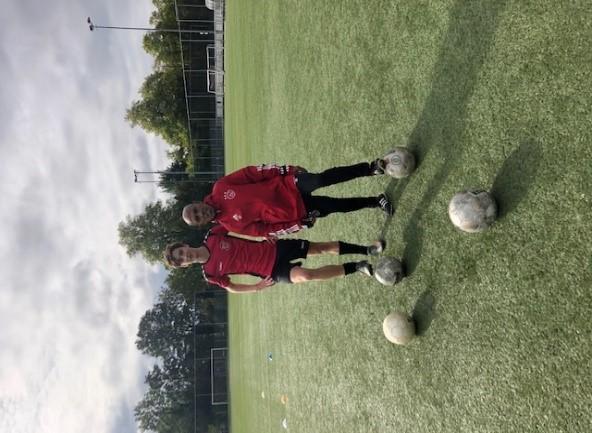 Konstantinos (Tinos) Siontis (O16-1) komend seizoen naar BVO FC Volendam